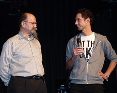 "3. Science Slam Karlsruhe • <a style=""font-size:0.8em;"" href=""http://www.flickr.com/photos/134851782@N05/20171916284/"" target=""_blank"">View on Flickr</a>"