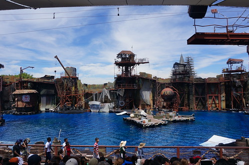 "Waterworld: A Live Sea War Spectacular • <a style=""font-size:0.8em;"" href=""http://www.flickr.com/photos/28558260@N04/20335606878/"" target=""_blank"">View on Flickr</a>"