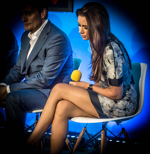 UNA FODEN AT RTE's WINTER SEASON LAUNCH [SMOCK ALLEY THEATRE] REF-107006
