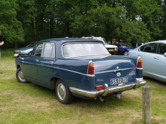 Austin A110 Westminster 1965 (929V6) Tags: bmc onk sidecode2 5522zd