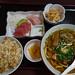 Okinawan noodle combo