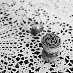 sparkling wine (timmytimtim75) Tags: monochrome square wine champagne sparkling moetchandon