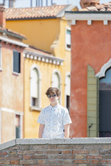 Another from Venice photoshoot (FranFriedrich) Tags: venice canon lens photography model zoom croatia fran vogue zagreb shooting 70200 f4 friedrich