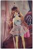 Once Upon A Dream (♥ n a o m i) Tags: cute bunny vintage doll sweet mini kawaii bjd dollfie superdollfie volks tulle tutu usagi msd fdoll