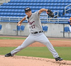 smith3 (Buck Davidson) Tags: flying state baseball florida detroit smith tigers brennan buck minor davidson lakeland league 2015 tokinaaf100300mmf4 nikond7100