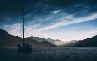 Howe Sound Dusk