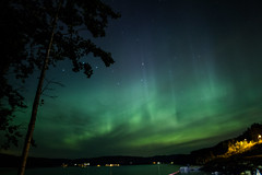 Aurora Borealis Maridalsvannet (NWS Photography) Tags: oslo norway aurora northernlights auroraborealis nws  northernlightsnorway nwsphoto nwsfoto aurora2015