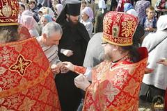 097. Patron Saints Day at the Cathedral of Svyatogorsk / Престольный праздник в соборе Святогорска