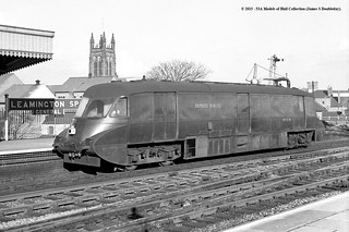 c.1957 - Leamington Spa, Warwickshire.
