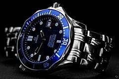 Seamaster 300M (pigosse) Tags: swiss watch omega seamaster chronometer plonge jamesbond montre