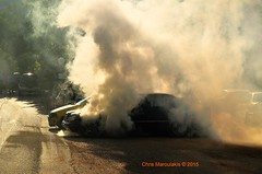 Burning  out   (11) (Chris Maroulakis) Tags: chris wedding party car nikon tires greece burning argos peloponnese 2015 kefalari d7000 maroulakis