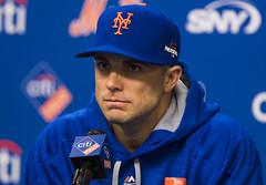 David Wright at the podium (Michael G. Baron) Tags: new york major baseball mets league
