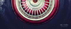 S T Y L I S H wheel (* Mel Fisher *) Tags: old red black detail bus rot car silver rad speiche spike gummi metall rund mitte halb schwarz whell alu ausschnitt kreis tuned teil reifen felge stuktur