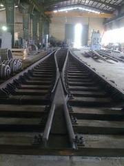 انواع سوزن - اجرای خطوط ریلی (iranpros) Tags: قطار مترو خطوط راهآهن انواع معدن ریل دوراهی واگن سوزن اجرای ریلی انواعسوزناجرایخطوطریلی بغلبند پابند
