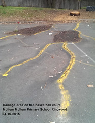 01 Damage area 24-10-2015