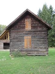 Cabin (jamica1) Tags: canada heritage village rj bc arm salmon columbia british haney