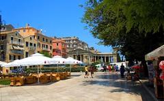 Krf, Corfu Town (ForceMajeureMontenegro) Tags: greece griechenland krf ionianislands corfutown grčka