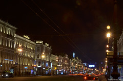 20151017_Nevski Prospekt by night (Travel4Two) Tags: rusland c0 sanktpeterburg sintpetersburg s0 2860k adl4