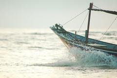 Last Season' (muizzcrews) Tags: sea beach water sport boat fishing nikon asia zoom speedboat wave monsoon porn malaysia waters tele pornsport