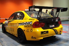 BMW GoGoGear Race Car 5 (Jack Snell - Thanks for over 26 Million Views) Tags: sf auto show ca wallpaper cars car wall race vintage paper san francisco center international bmw collectible moscone 57th excotic gogogear jacksnell707 jacksnell