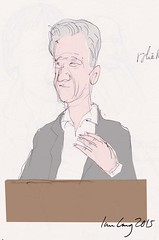 Roly Keating, CEO The British Library