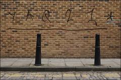 Yaq21 (Alex Ellison) Tags: urban graffiti boobs tag graff eastlondon yaq21