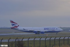 Boeing 747-436 G-CIVC Prestwick 2015 (seifracing) Tags: show rescue scotland britain crash aviation scottish police security vehicles british boeing airways spotting services recovery avion strathclyde prestwick brigade 2015 747436 gcivc seifracing