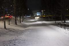 Hej mitt vinterland (~Akara~) Tags: snow vinter bleh