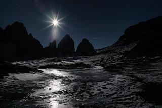 glaciazione piccolo @ Tre Cime di Lavaredo