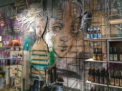 Mannheim (claudia.schillinger) Tags: mannheim q6q7 shopping graffity herakut