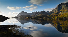 Silent autumn morning (Cyrus Smith NW) Tags: lofoten norway norge