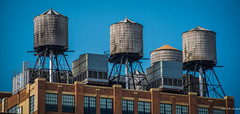 2016 - New York City - Water Towers