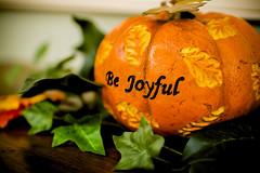 Be Joyful (Jesonis Photography_On/Off (super busy)) Tags: autumn autumnal pumpkin fall joy joyful october canondslr canonef35mmf14lusmlens canon7d