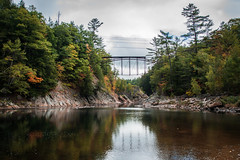 Livermore Falls St. Forest (Christy Hibsch ( Christy's Creations on Facebook )) Tags: newhampshire livermorefalls stateforest pemigewassettriver trussbridge