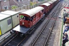 IMGP5721 (Steve Guess) Tags: alton alresford medstead fourmarks hants hampshire england gb uk freight train goods queen mary brake british railways