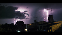 ..on The.. (luseja) Tags: thunder rays storm electrical rain