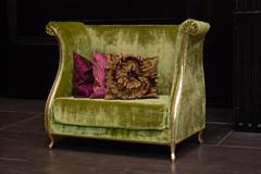 "Sofa ""Colibri"" LE3 2. Scale 1:4 (JuliaGart) Tags: for furniture furniturefordolls fs furnitureforthesybarite sybarite superfrock sofa sale scale 14 order pillow gartung julia juliagart"