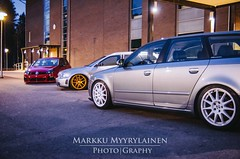 Cars And Sekes 2.0 (mmyyrylainen) Tags: cars sekes cdlc cdlccommunity carmeet carguys cargays vw audi ford tuning lowered stance stencenation stanceworks golf mk5 mk6 audia4 b7 audirs4 rs4 rs4bs rotiform rs5rotors workwheels ozwheels speedline speedhunters race racecar bagged static finstrippers kmel paskatlnn eividdumage es prin megaforce mf