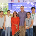 More than 250 young Cambodians who received a