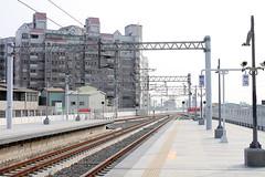 IMG_0437  (vicjuan) Tags: 20161016 taiwan   taichung fongyuan  railway geotagged geo:lat=2425291 geo:lon=120722707  fongyuanstation