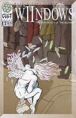 WIINDOWS 17 (micky the pixel) Tags: comics comic heft horror cultpress wiindows engel angel