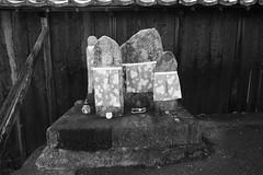 jizou (ababhastopographer) Tags: boundarystone ksitigarbha folkcustum guardiandeity folkbelief granite       offerings folklore topography archaeology    nara asuka  publicness