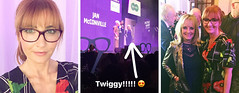 The Specsavers Spectacle Wearer of the Year Awards | Twiggy | Girls in glasses | Not Dressed As Lamb (Not Dressed As Lamb) Tags: glasses specsavers twiggy