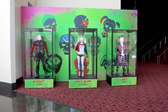 Entertainment, Suicide Squad, Prop and Display