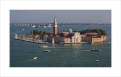 San Giorgio Maggiore (andyrousephotography) Tags: venice piazzasanmarco square campanile tower view sangiorgiomaggiore lido grandcanal lagoon boats afternoon sun bright andyrouse canon eos 5d mkiii