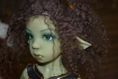 Doll-O-Ween Meet 2016 (Skyealloway) Tags: kaye wiggs green faun nelly