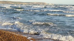 Rough sea in Weymouth Bsy (andreboeni) Tags: weymouth dorset bay sea englishchannel rough cold