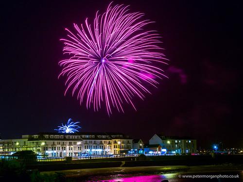 Porthcawl fireworks 2016 20161105_054