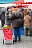 17012015-IMGP0065 (henricottin) Tags: cabas chambã©ry marchã© matin personnage rouge samedi