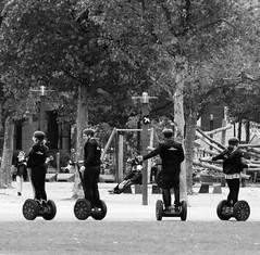 (Miranda Ruiter) Tags: amsterdam museumplein blackandwhite outdoor motorised vehicles photography